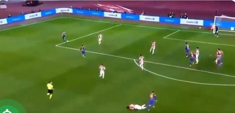 Messi risca o suspendare drastica dupa primul cartonas rosu incasat la Barcelona! Cate meciuri poate lipsi starul argentinian
