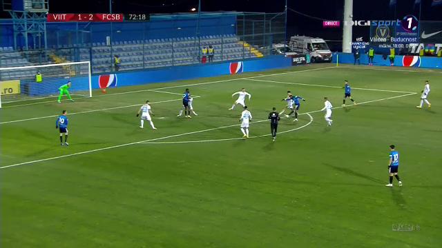 Rednic, COSMARUL FCSB-ului! Ros-albastrii se INCURCA si raman la un punct de CFR Cluj! Cum arata clasamentul din Liga 1. Aici ai tot ce s-a intamplat in Viitorul 2-2 FCSB