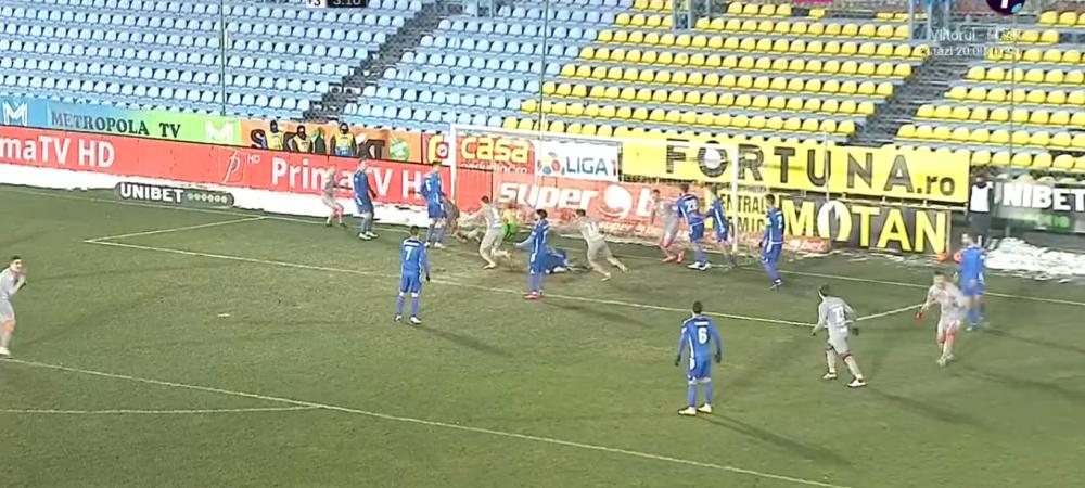 Voluntari 0-1 UTA Arad  Final de meci incendiar! Aradenii au marcat la ultima faza a meciului