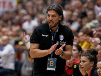 OFICIAL | Adrian Vasile a fost numit selectioner al nationalei Romaniei de handbal feminin! Pe ce perioada a semnat si care este principalul obiectiv