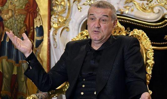 Gigi Becali a pus ochii pe golgheterul Viitorului! Transferul de titlu incercat de finantatorul FCSB-ului