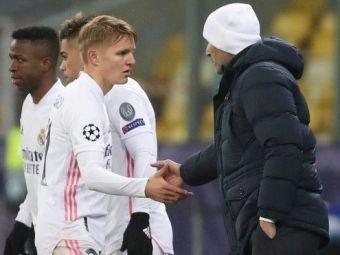 LOVITURA la MADRID! Unul dintre cei mai promitatori fotbalisti de la REAL vrea sa PLECE! Ce l-a infuriat pe jucatorul lui Zidane