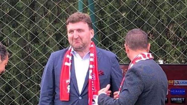 Dorin Serdean a fost DAT AFARA de la Dinamo! Anuntul clubului din Stefan cel Mare