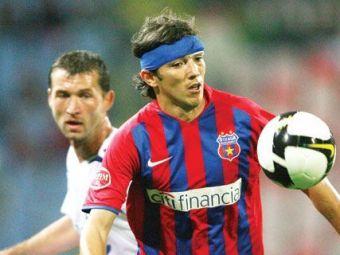 """Ce raspuns a dat George Ogararu cand a fost intrebat pentru ce echipa a evoluat:""""Am jucat doar cu Steaua pe piept!"""""""