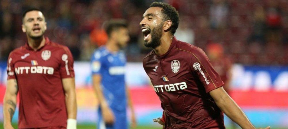 CFR Cluj nu il mai blocheaza pe Omrani!Ce jucatori din Liga 1 vor clujenii pentru a-l inlocui