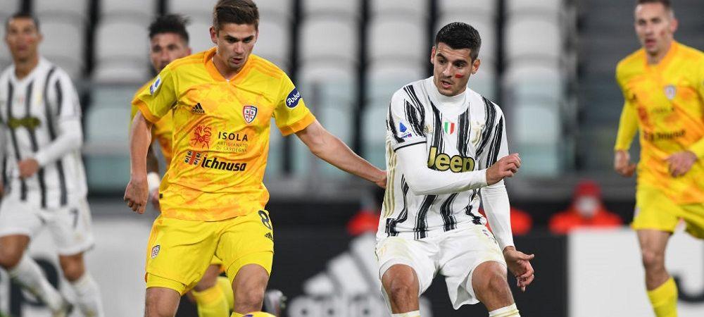 Razvan Marin, in vizorul lui Inter! Conte il vrea in locul unui titular! Cand s-ar putea face transferul