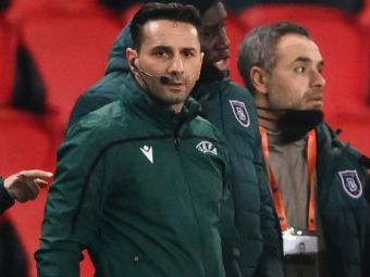 Sebastian Coltescu, la centru in primul meci dupa scandalul din Champions League! Decizii grele pentru arbitru in Sepsi - Astra: oaspetii au cerut o eliminare