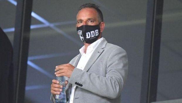 "Miroase a FALIMENT la Dinamo! INCREDIBIL! Un fost jucator al 'cainilor' a depus memoriu la FIFA si trebuie sa primeasca o suma AMETITOARE! Pablo Cortacero, debusolat: ""Imagineaza-ti ce inseamna asta"""
