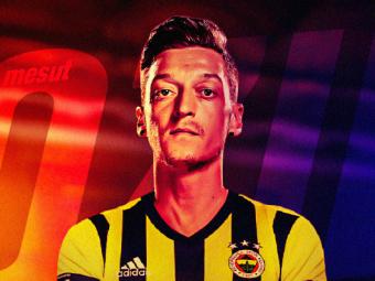 OFICIAL   Mesut Ozil este jucatorul lui Fenerbahce! VIDEO cu clipul de prezentare al mijlocasului german
