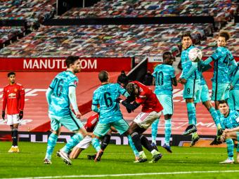 EXPLOZIE in Cupa Angliei: United a batut-o pe Liverpool dupa un meci FANTASTIC, terminat 3-2! VIDEO: Fernandes, gol superb pe final!