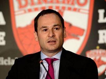 """""""I-am suportat destul! Le dau ordin de evacuare!"""" Negoita s-a saturat de spaniolii de la Dinamo! Declaratii incredibile"""