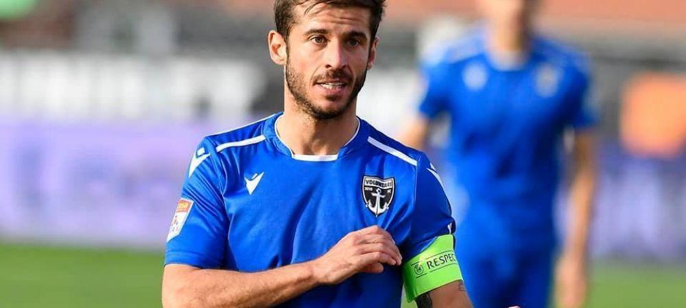 Dinamo vrea sa aduca un alt jucator spaniol!Acesta a mai fost dorit de Contra in urma cu jumatate de an