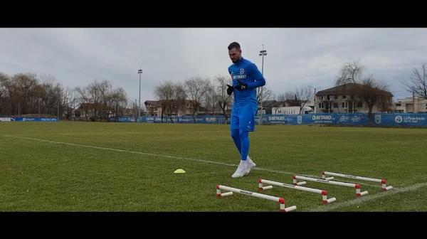 VIDEO   Veste URIASA pentru fanii Craiovei! Koljic este tot mai aproape de revenirea pe teren! Anuntul facut de club