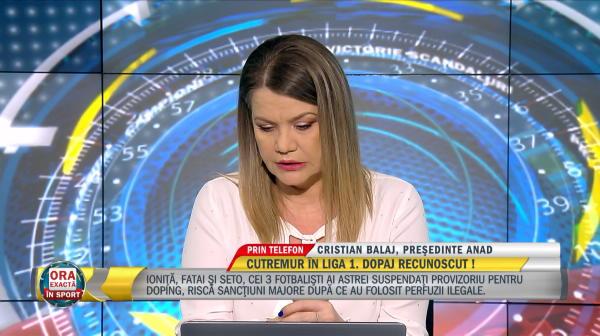 "EXCLUSIV   Prima reactie OFICIALA a ANAD in MEGA SCANDALUL de dopaj de la Astra: ""Repercusiunile ar putea fi foarte grave!"""