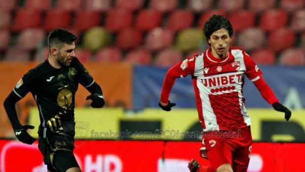 Alerta la Dinamo: Fabbrini s-a razgandit si nu mai vrea sa continue in Stefan cel Mare! Alti doi fotbalisti au fost declarati liberi de contract