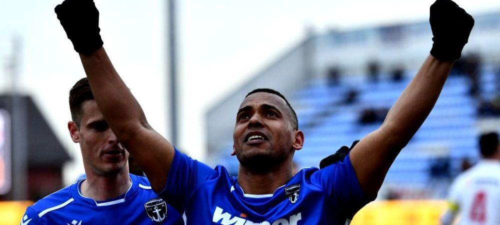 """Eric la Dinamo?! Raspunsul dat de cel mai bun marcator strain din istoria Romaniei """"Eu as vrea sa vin, daca e o ocazie!"""""""