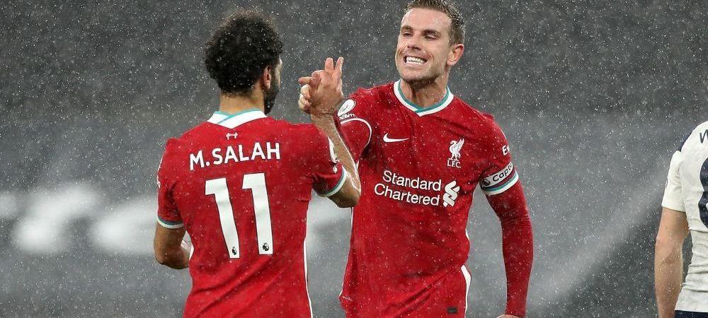 S-a intors Liverpool! Victorie clara in fata lui Mourinho: 3-1! Cum arata clasamentul din Premier League