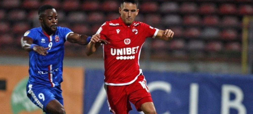 """Scapat din HAOSUL de la Dinamo, Isma Lopez este aproape de o revenire in Spania! Ce a spus despre clubul alb-rosu: """"Am fost foarte fericit, am aparat un tricou istoric"""""""