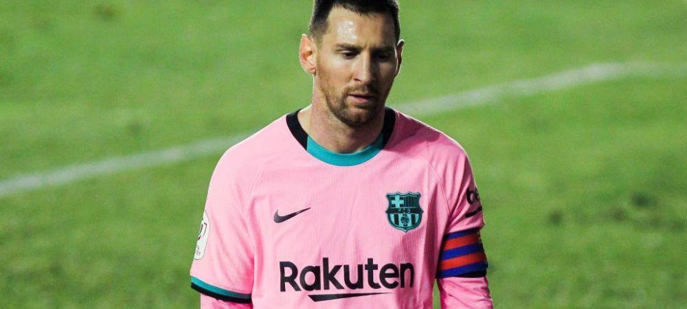 """""""A fost o greseala imensa sa nu il vanda pe Messi!"""" Fostul jucator al Barcelonei ii avertizeaza pe catalani: """"Plecarea lui pare inevitabila!"""""""