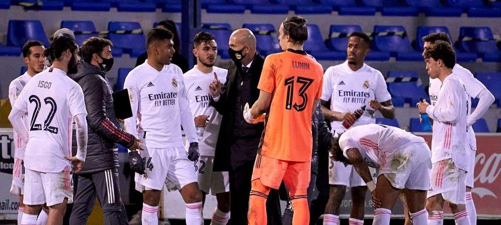 Putea fi transferul iernii, dar Zidane a refuzat! Ce super atacant a fost propus la Real Madrid