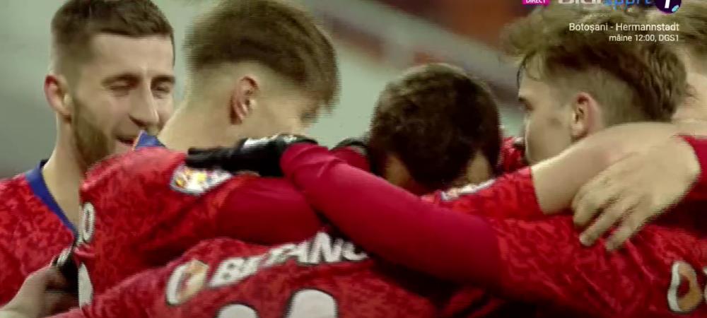 Exista viata si dupa Man! :) Gol MONSTRUOS inscris de Morutan in victoria cu Poli Iasi! Octavian Popescu, primul gol pentru ros-albastri. Aici ai tot ce s-a intamplat in FCSB 3-1 Poli Iasi