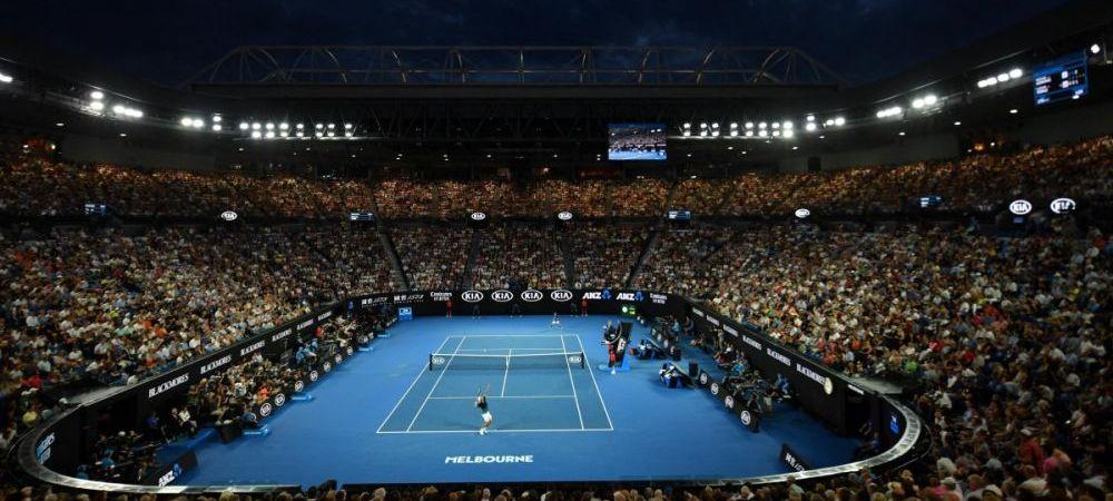 Finala Australian Open, cu stadionul plin? 400,000 de spectatori vor putea asista pe viu la meciurile de top care vor avea loc la Melbourne