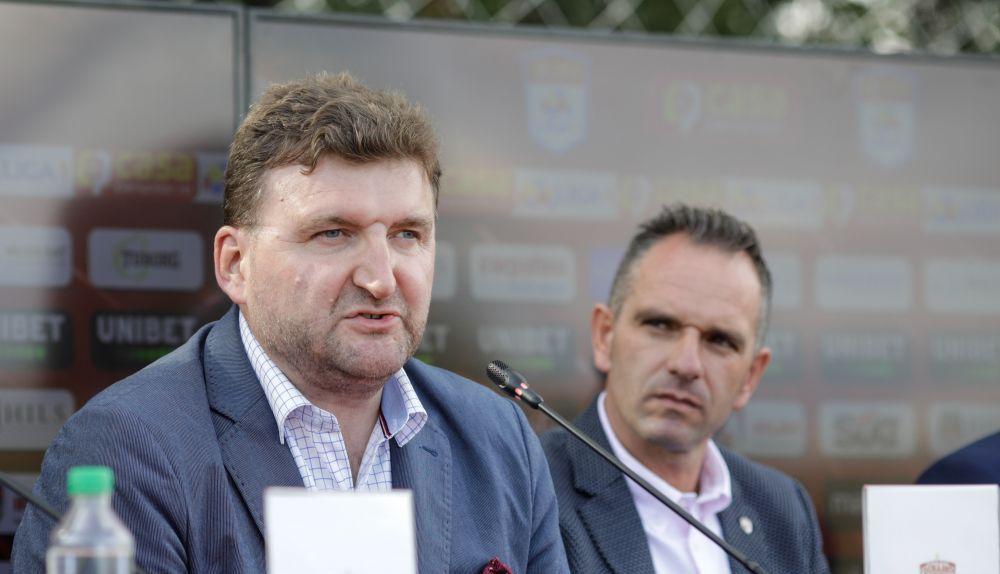 Halucinant! Dinamovistii, obligati sa mearga de urgena la Alba Iulia din cauza lui Serdean! Ce a putut sa faca fostul presedinte