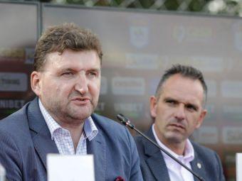 Halucinant! Dinamovistii, obligati sa mearga de urgenta la Alba Iulia din cauza lui Serdean! Ce a putut sa faca fostul presedinte