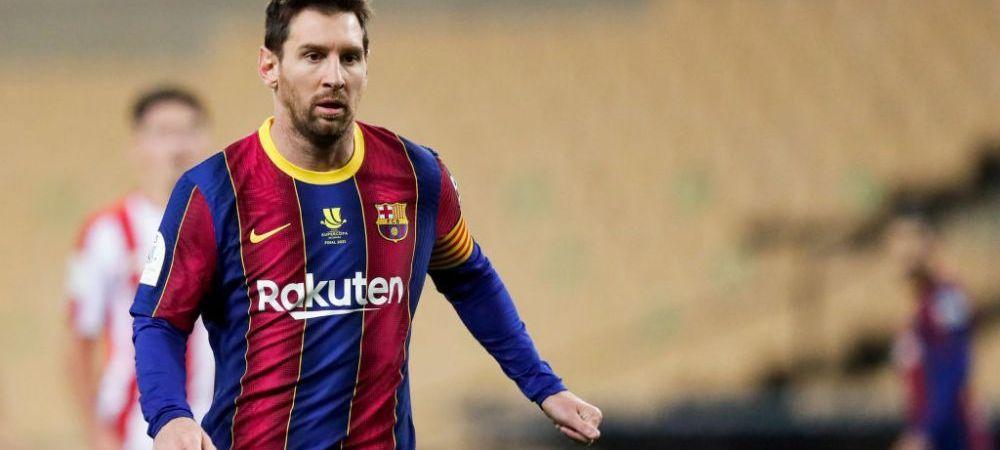 """Atac DUR la adresa conducerii lui PSG dupa ce au anuntat ca il vor pe Messi: """"E o lipsa de respect la adresa Barcelonei!"""""""