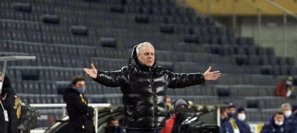 """""""Am intrecut toti jucatorii din campionat!"""" Reactie GENIALA a lui Sumudica dupa ce a fost ELIMINAT cu Fenerbahce"""