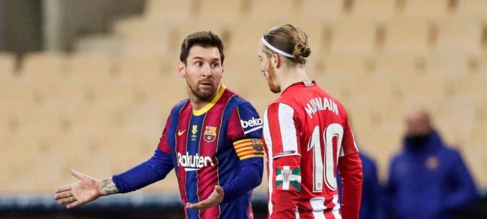 Barcelona isi ia REVANSA pentru finala Supercupei Spaniei si o INVINGE pe Bilbao: 2-1   Tottenham, infrangere pe terenul lui Brighton! Leeds s-a distrat cu Leicester   Tot ce s-a intamplat in Europa