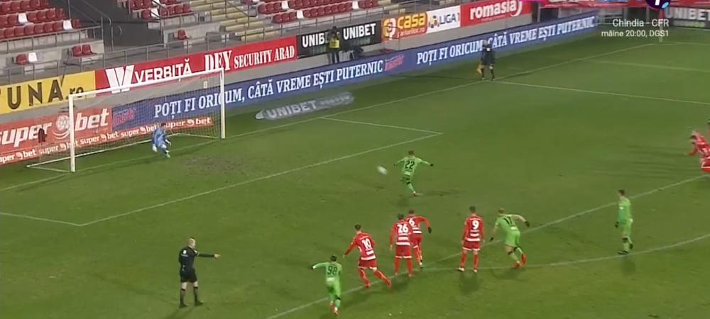 'Cainii' sunt gata de derby! Dinamo, a doua VICTORIE consecutiva! Sorescu a inscris din penalty! Aici ai tot ce s-a intamplat in UTA 0-1 Dinamo