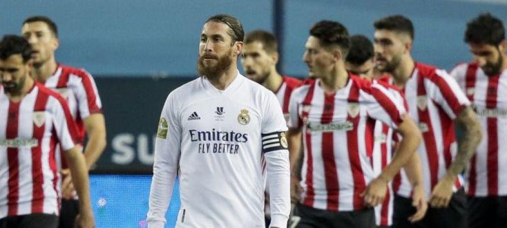 Ramos s-ar fi hotarat unde va juca, dupa ce isi va incheia contractul la Real Madrid! Seicii milionari de la PSG nu l-au convins pe fundasul spaniol