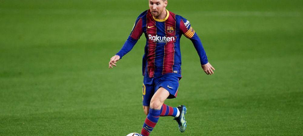 Clauza ASCUNSA din contractul STELAR al lui Leo Messi! Cat trebuie sa primeasca starul Barcelonei in vara