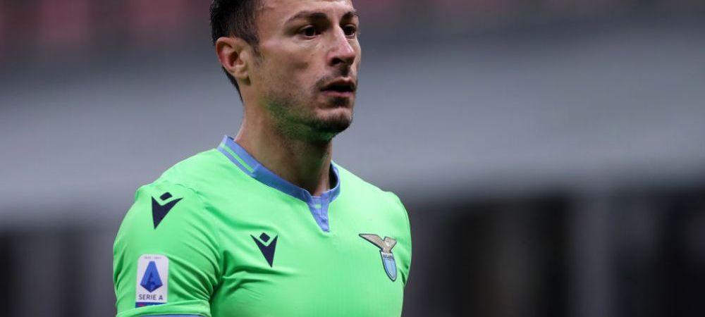 """Radu Stefan COMANDA in vestiarul lui Lazio! """"Poate colegii mei alearga pentru ca se tem de mine!"""""""