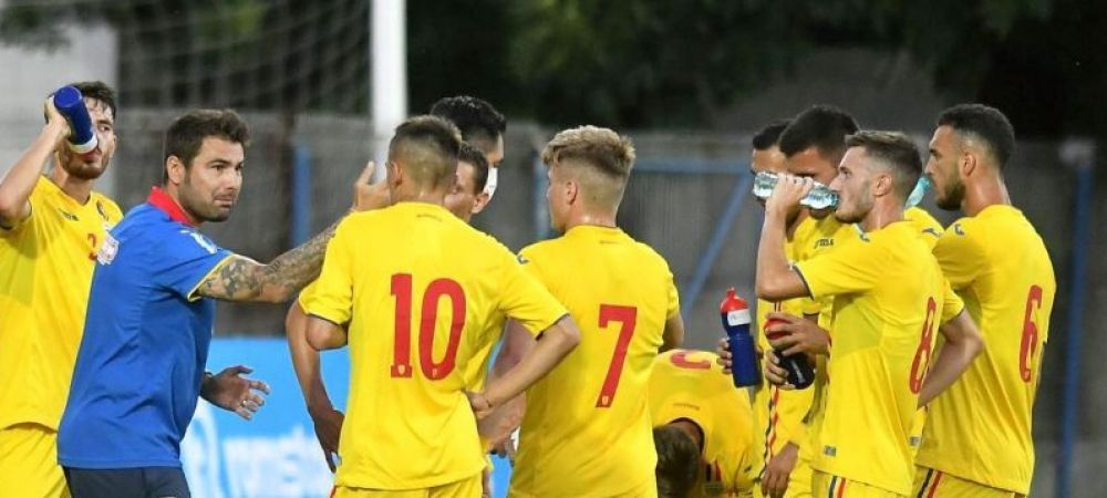 Mutu a stabilit programul nationalei U21 pe perioada turneului din Ungaria si Slovacia! Ce urmeaza pentru tricolori