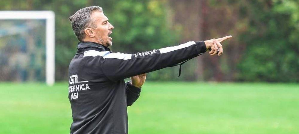 """Pancu, in RAZBOI cu Iasul dupa meciul de la Craiova: """"Ii blochez pe toti, am vazut ce caracter au!"""" Ce promisiune i-a facut lui Rotaru"""