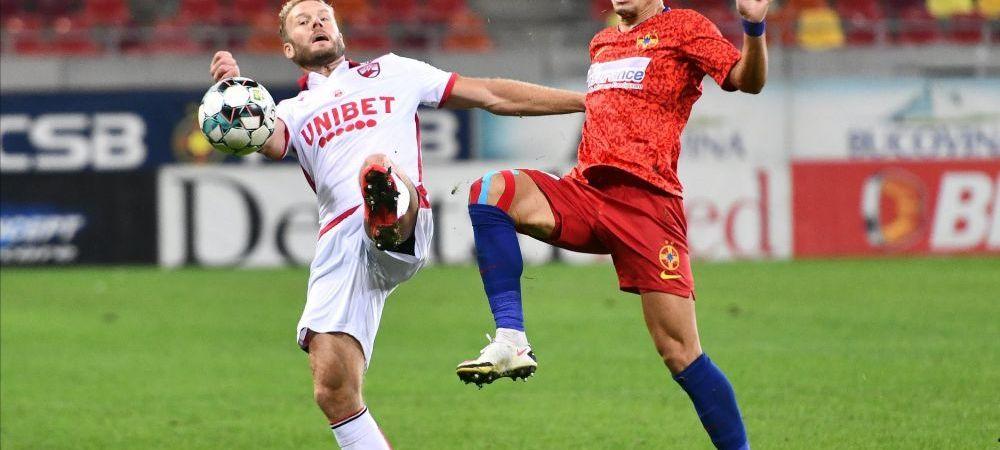 Echipele probabile pentru Dinamo si FCSB. Ataca cele doua echipe cu tot ce au mai bun in lot?