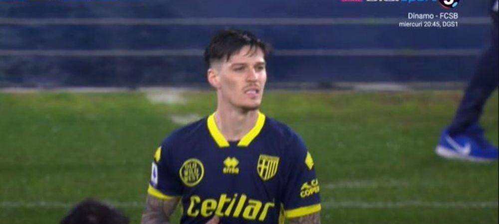 """Un fost jucator roman din Serie A stie ce trebuie sa faca Dennis Man la Parma! """"Va da peste fundasi mult mai puternici!"""""""