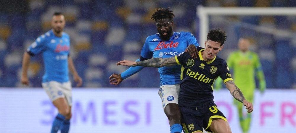 """""""Va marca peste 10 goluri intr-un sezon!"""" Dennis Man, comparat cu Zlatan Ibrahimovic dupa transferul la Parma! Ce a spus Victor Becali"""