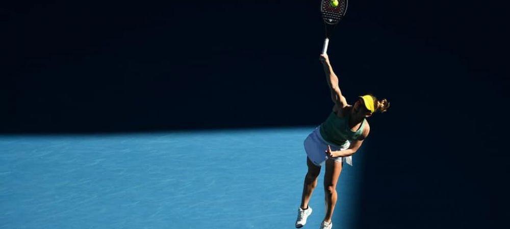 INFRANGERE DUREROASA inainte de Australian Open pentru Simona Halep: Alexandrova a invins-o cu 6-2, 6-1.Cauzele esecului dezastruos | Simona S-A RETRAS din turneul de dublu!