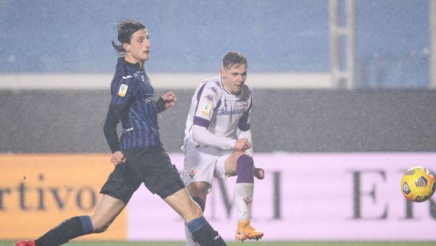 Veste incredibila pentru fostul jucator al lui Hagi de la Viitorul! Louis Munteanu, convocat in lotul Fiorentinei pentru meciul cu Inter! Atacantul ar putea debuta in Serie A