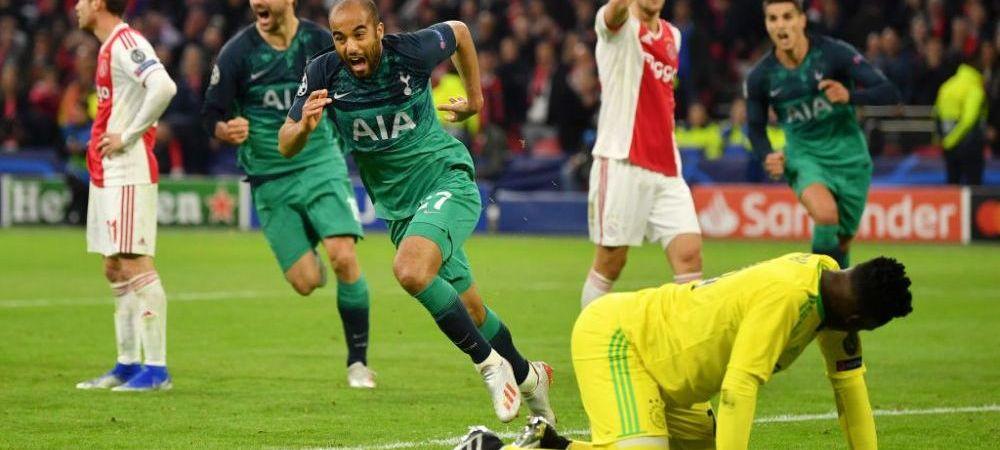 Cutremur in fotbalul din Europa! Portarul lui Ajax a fost suspendat un an pentru dopaj! Reactia oficiala a clubului