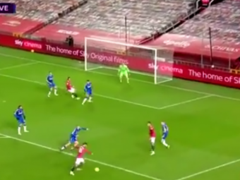 OPERA DE ARTA! Faza COLOSALA a lui Bruno Fernandes in meciul lui United cu Everton! Ce a putut sa faca