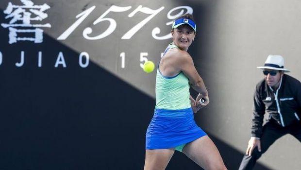 A ratat duelul cu Serena Williams din turul 2! Irina Begu, invinsa in turul inaugural al Australian Open de o jucatoare mai slab clasata