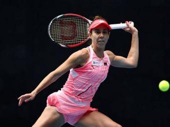 Victorie dupa 15 luni de pauza | Bianca Andreescu a invins-o in trei seturi pe Mihaela Buzarnescu dupa un meci incredibil: POZA ZILEI vine din acest duel