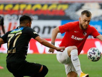 VIDEO   Maxim a reusit o pasa de gol superba in meciul cu Goztepe! Gaziantep a obtinut a doua victorie dupa despartirea de Sumudica