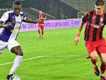 FCSB se lupta cu Craiova pentru un atacant din Liga 1!Cine este fotbalistul care le-a atras atentia lui Becali si Rotaru