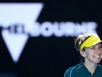 Cati bani a castigat Simona Halep pentru calificarea in optimile Australian Open: suma s-ar putea dubla daca Halep va mai obtine o victorie