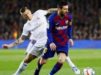 'El Clasico', de mai multe ori intr-un sezon?! Planul INCREDIBIL al spaniolilor care vor mai multe derby-uri intre Barcelona si Real! Stirea care face inconjurul lumii